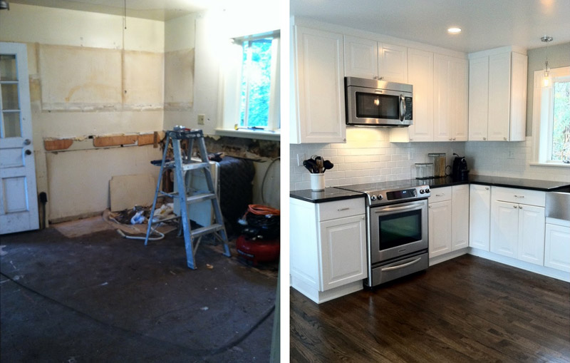 Quick Rules of Renovation