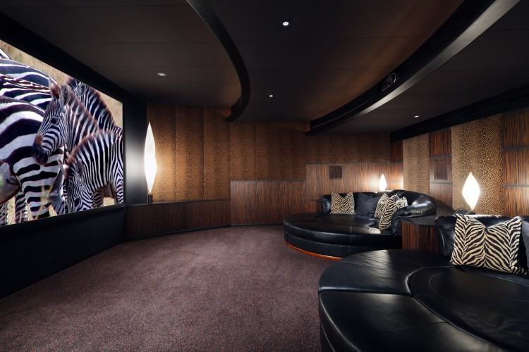Home Theatre Right In Your Renovated