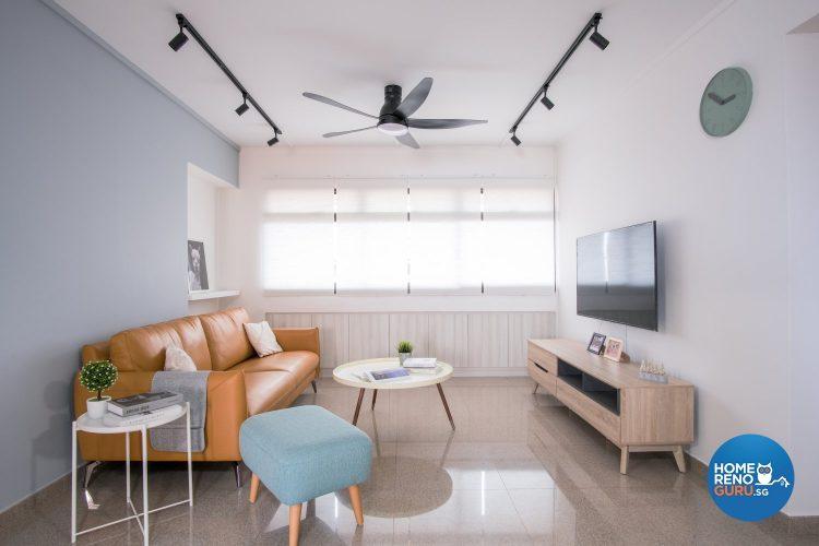 4 Room HDB by Starry Homestead