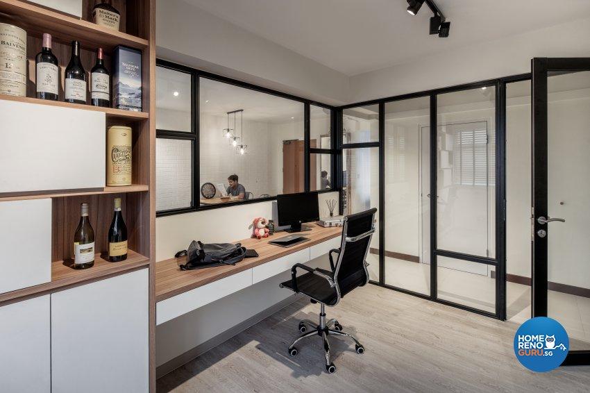4-Room HDB Flat Renovation ideas | HomeRenoGuru.sg