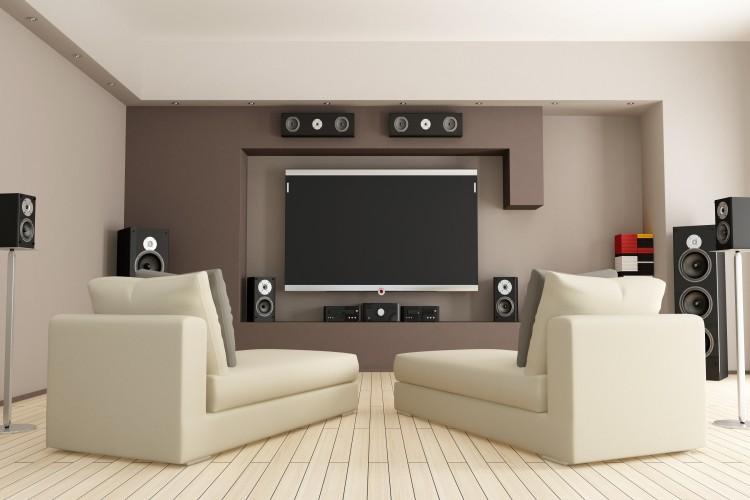 ARRANGE YOUR AUDIO Home Cinema