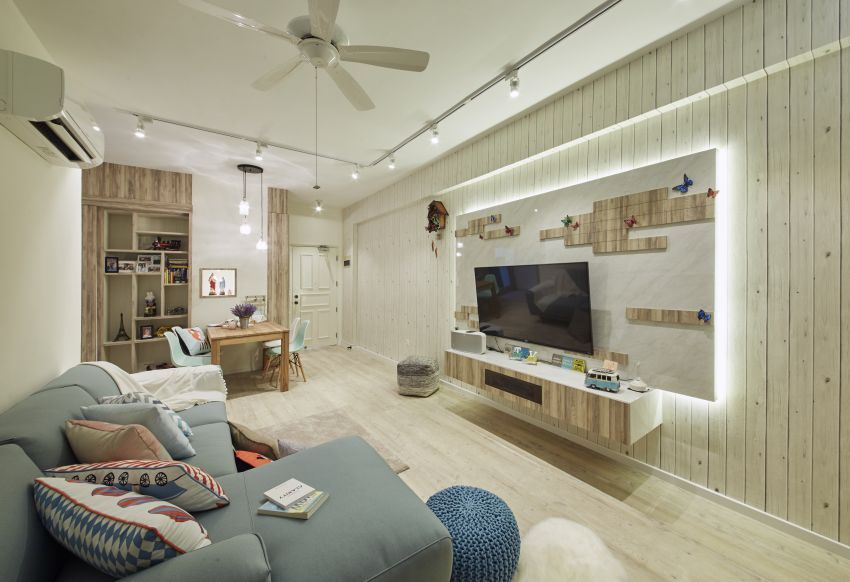 HDB 5-Room package by I-Chapter Pte Limited