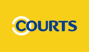 COURTS furniture store logo