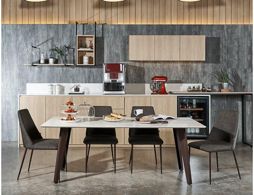 Cellini Quartz Dining Table