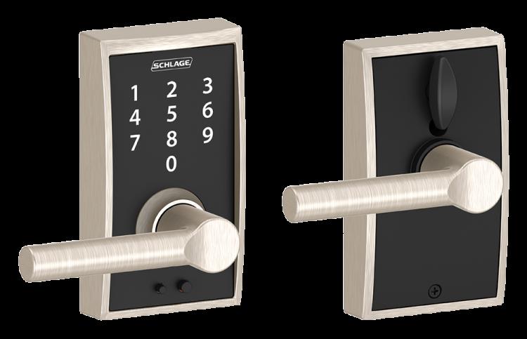 Schlage Touch Century FE695 digital lock