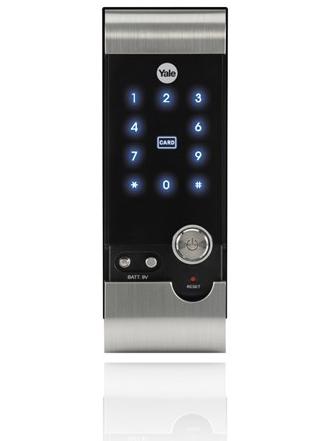 Yale YDR3110 digital lock