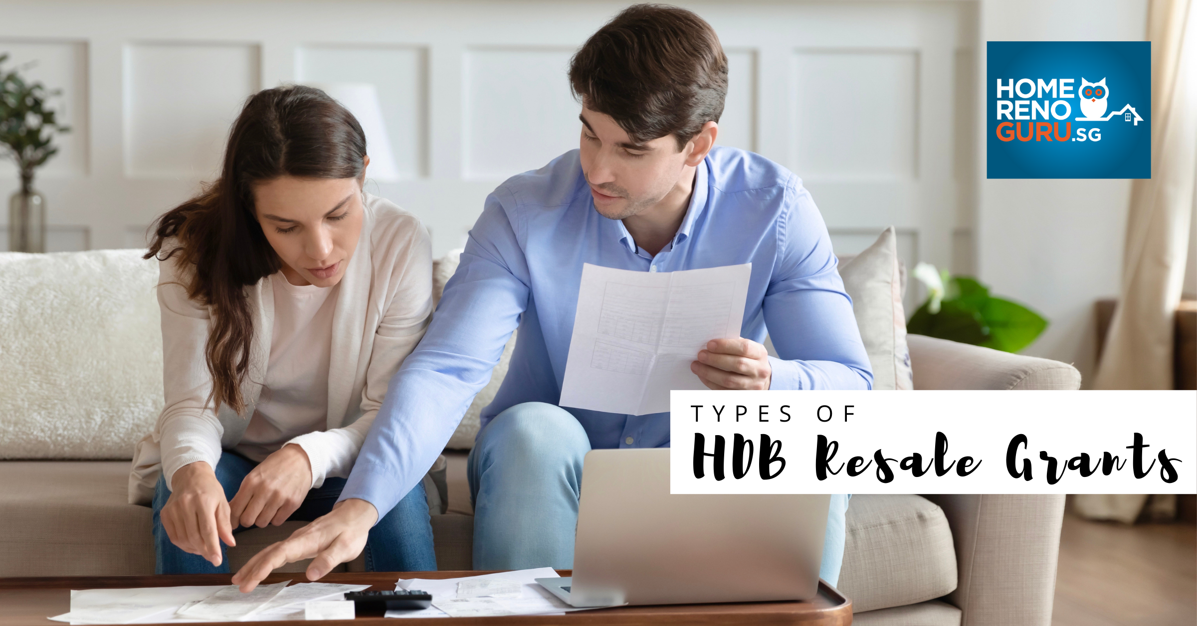 Types of HDB Resale Grant