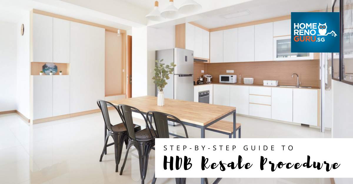 Resources for buying a HDB flat in Singapore - cover