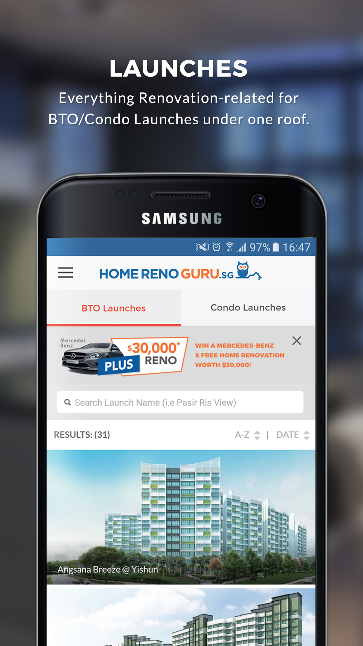 HRG-app-launches