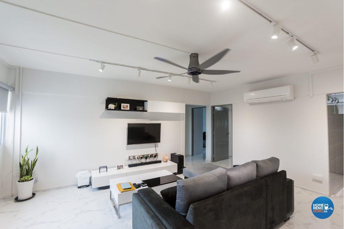 Dream Home Modern With A Dash Of Feng Shui Homerenoguru