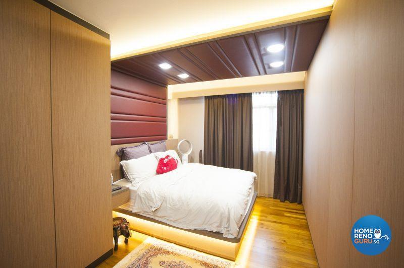 Clarissa's master bedroom