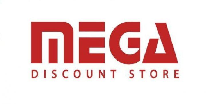 Mega Discount Store logo