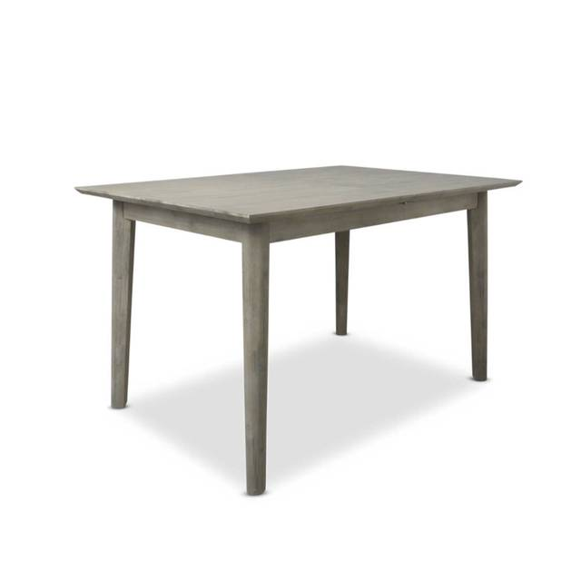 Nook and Cranny Living Acacia Wood Extendable Dining Table