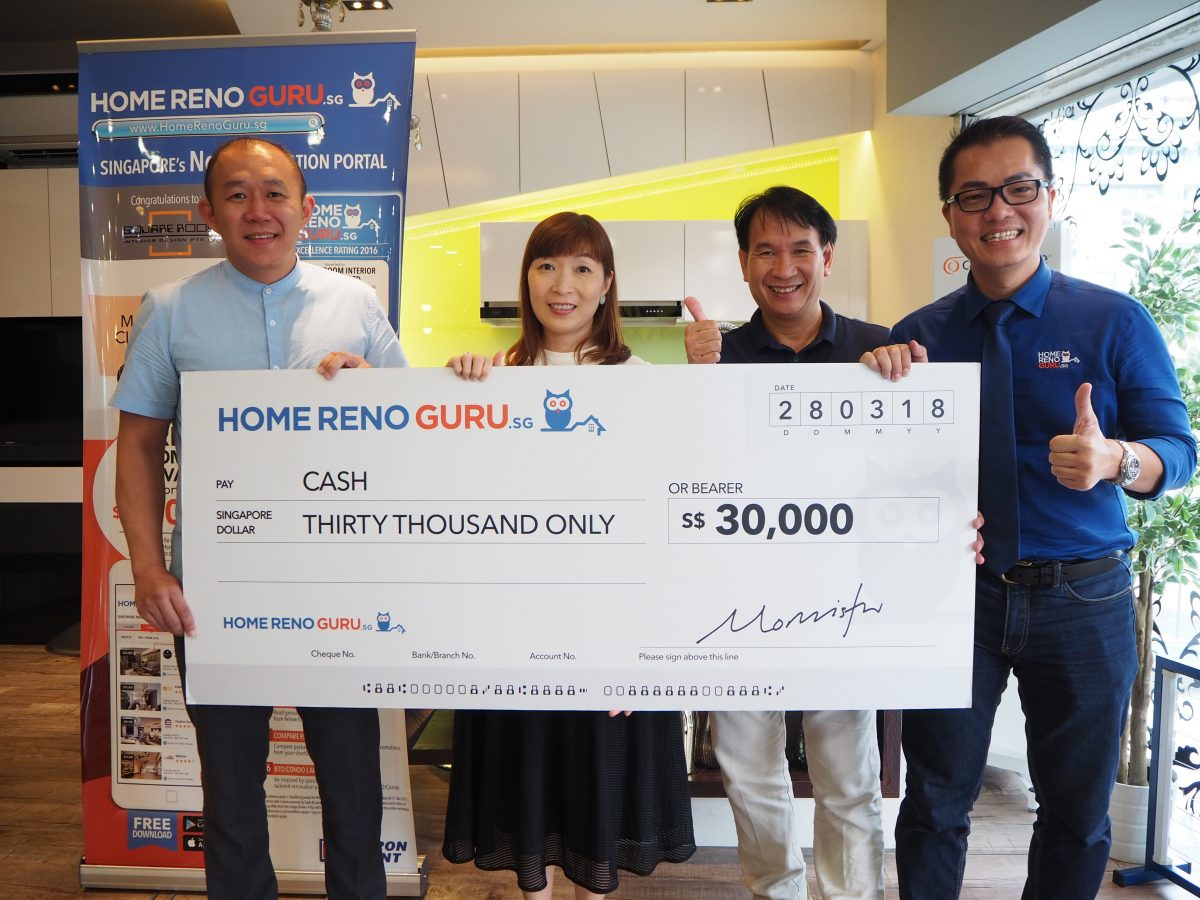 HomeRenoGuru.sg-Win-Free-Reno-Oct - Dec 2017 Winner