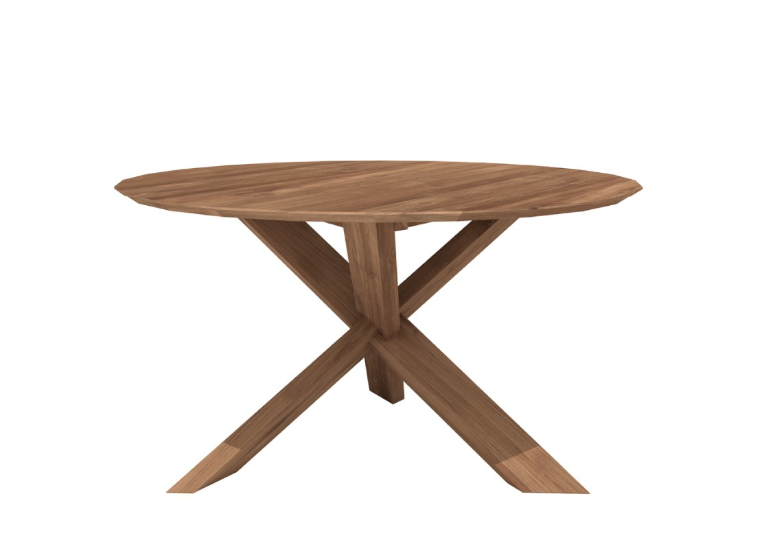 Soul and Tables Round Dining Table