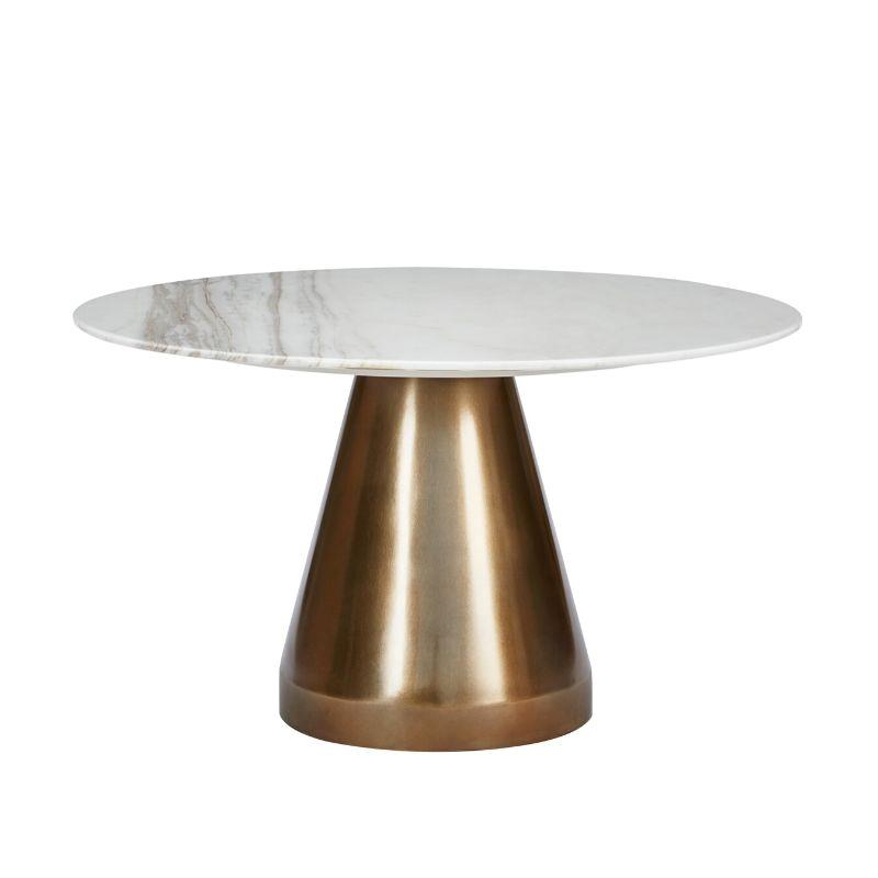 The Commune Life Round Dining Table