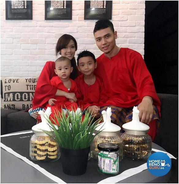 House Type:HDB 4 Room Cost Of Renovation: Below $30,000. Interior Design  Firm: U Home Interior Design Pte Ltd Name(s) Of Designer(s): Kenny Wong