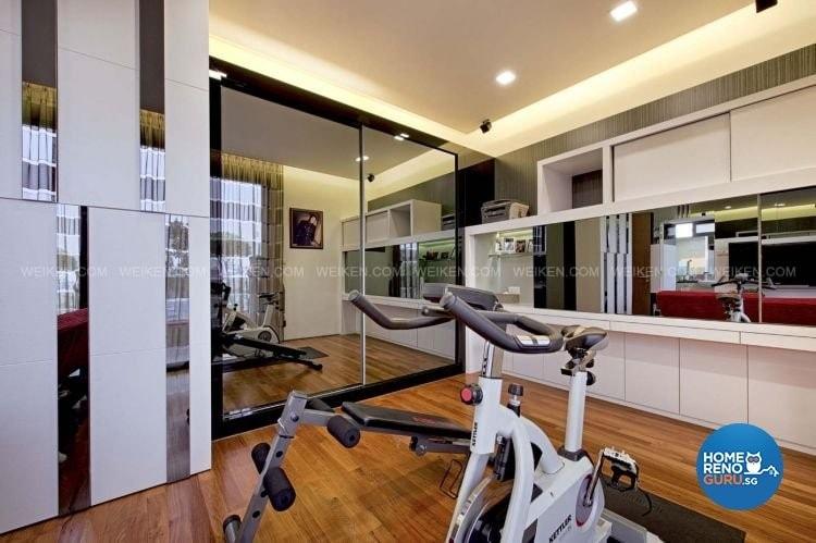 How to create a perfect home gym homerenoguru sg