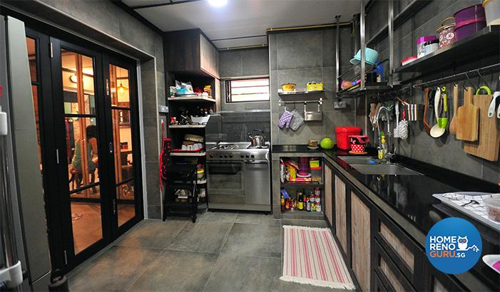 dark-grey-and-black-kitchen