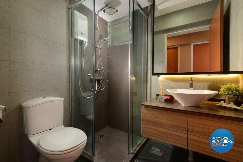 How to have a luxurious toilet design homerenoguru sg