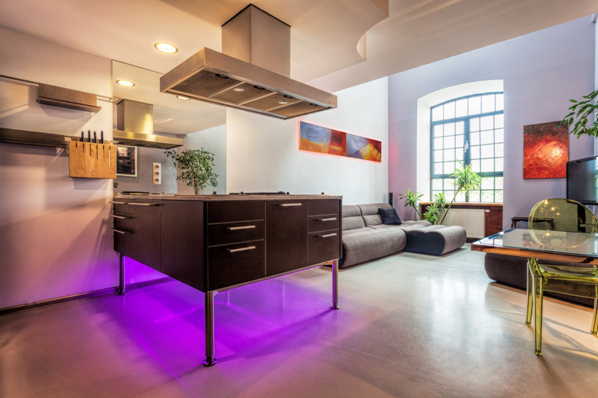 Futuristic Homes 5 Ways To Nail The Tony Stark Penthouse With Lighting