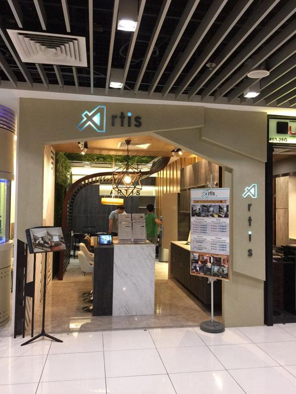 Artis Design Singapore : Room bto renovation package hdb