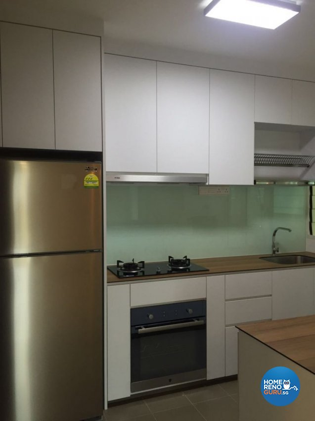 1 Works Pte Ltd Kitchen And Bathroom Package