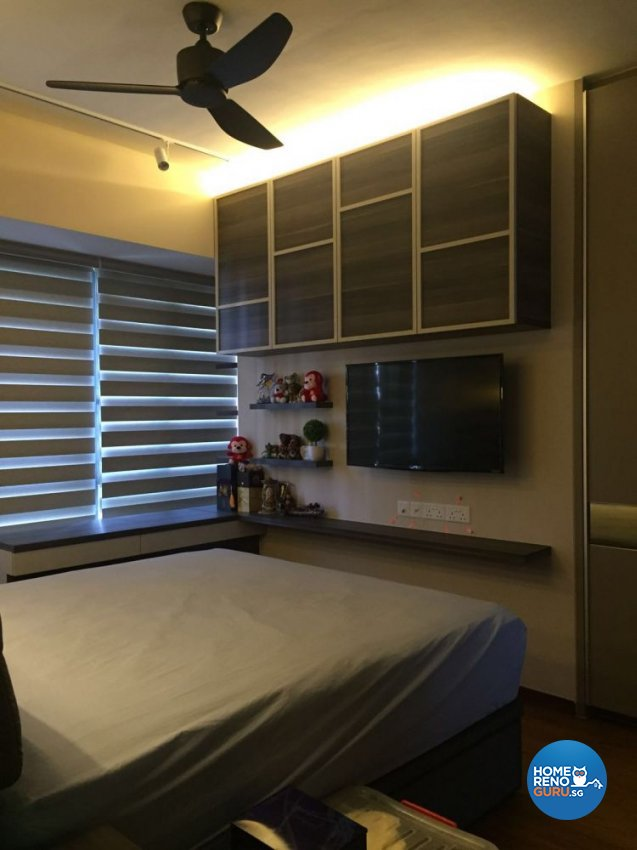 1 Works Pte Ltd-HDB 5-Room package