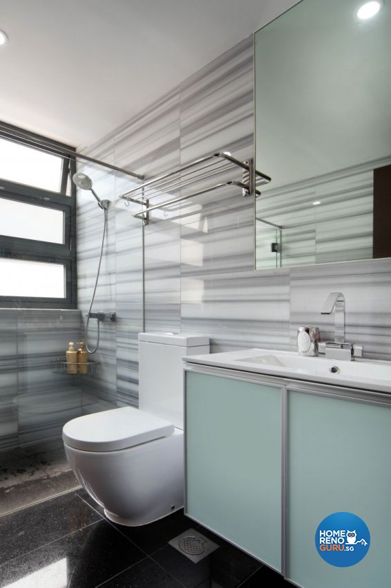 Contemporary, Modern, Scandinavian Design - Bathroom - Landed House - Design by 2nd Phase Design