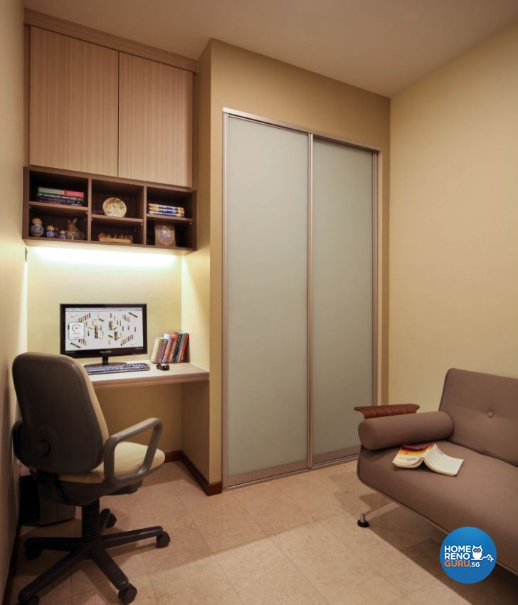 Contemporary, Modern, Scandinavian Design - Study Room - Landed House - Design by 2nd Phase Design