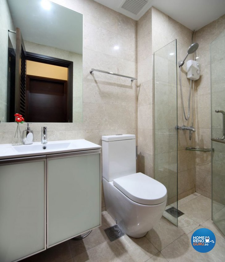 Contemporary, Modern, Scandinavian Design - Bathroom - Landed House - Design by 2nd Phase Design