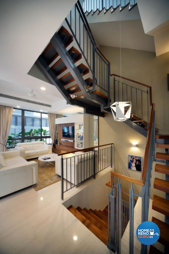 Contemporary, Modern, Scandinavian Design - Living Room - Landed House - Design by 2nd Phase Design