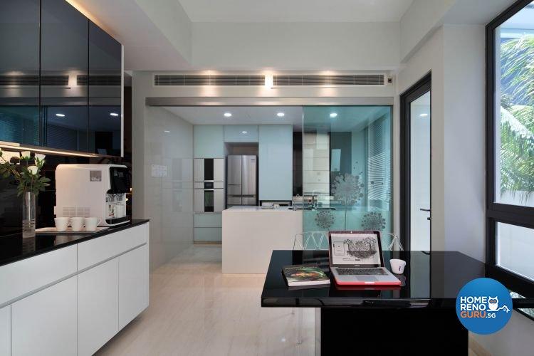 Contemporary, Modern, Scandinavian Design - Kitchen - Landed House - Design by 2nd Phase Design