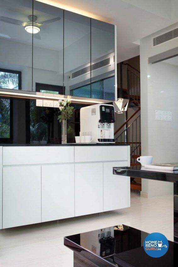 Contemporary, Modern, Scandinavian Design - Dining Room - Landed House - Design by 2nd Phase Design