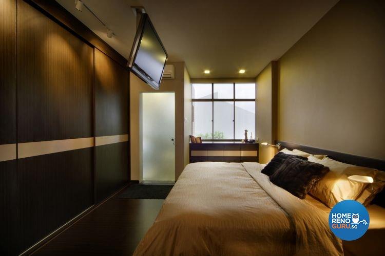 Contemporary, Modern, Scandinavian Design - Bedroom - Condominium - Design by 2nd Phase Design