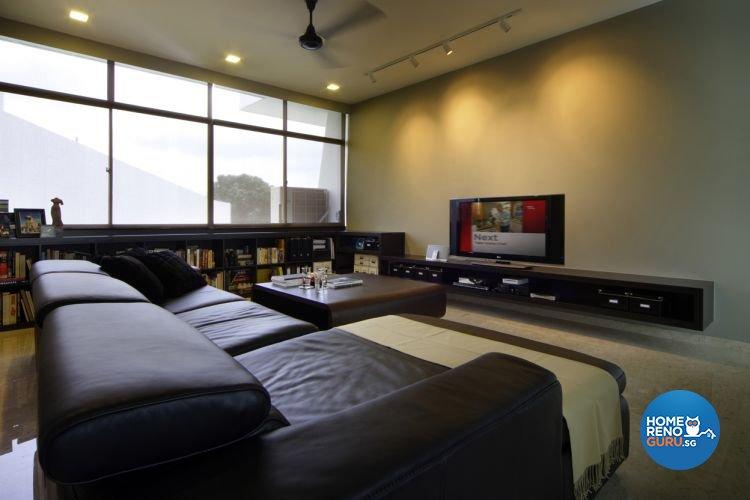 Contemporary, Modern, Scandinavian Design - Living Room - Condominium - Design by 2nd Phase Design