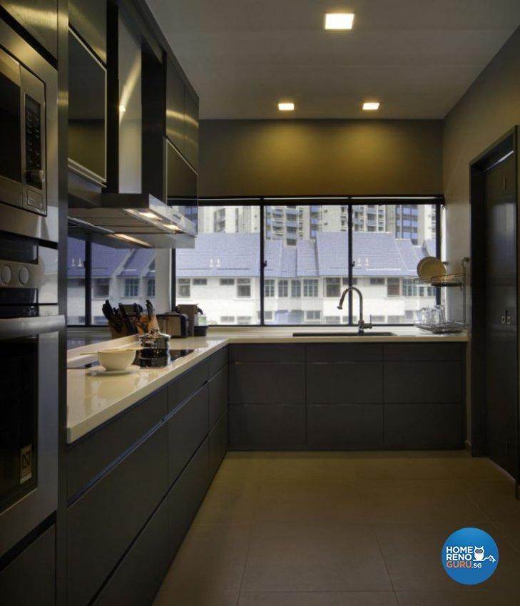 Contemporary, Modern, Scandinavian Design - Kitchen - Condominium - Design by 2nd Phase Design