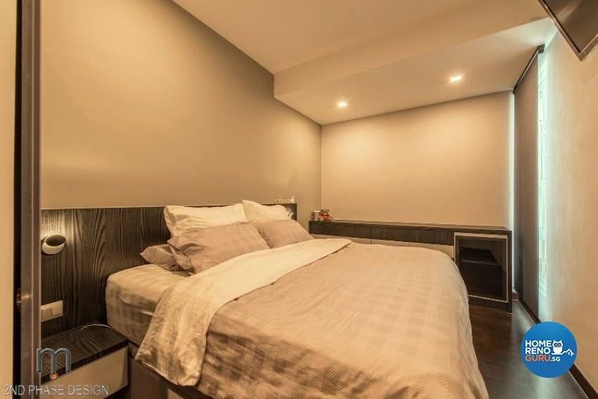 Minimalist, Rustic Design - Bedroom - Condominium - Design by 2nd Phase Design