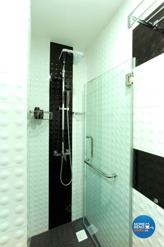 Modern, Retro, Scandinavian Design - Bathroom - Condominium - Design by 2nd Phase Design