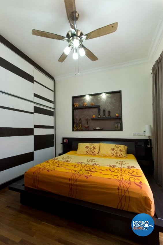 Modern, Retro, Scandinavian Design - Bedroom - Condominium - Design by 2nd Phase Design