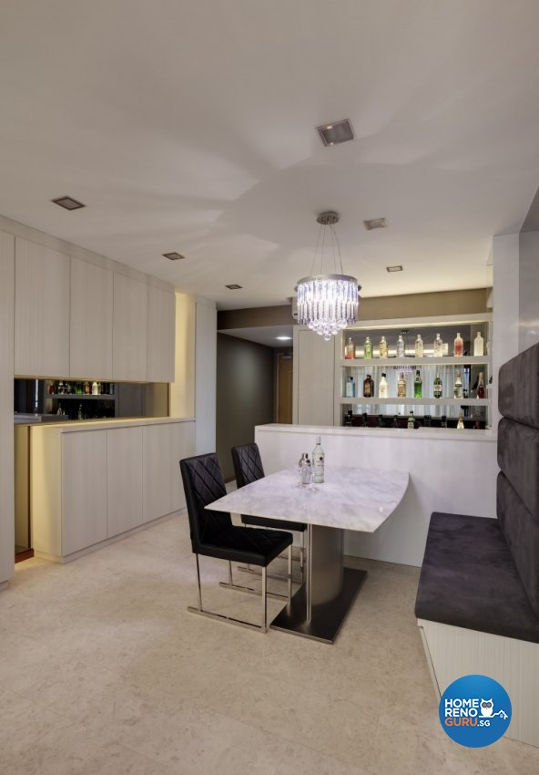 3D Innovations Design Pte Ltd-Kitchen and Bathroom package