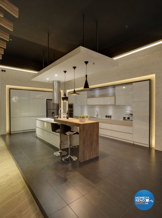 Contemporary Design - Kitchen - Others - Design by 3D Innovations Design Pte Ltd