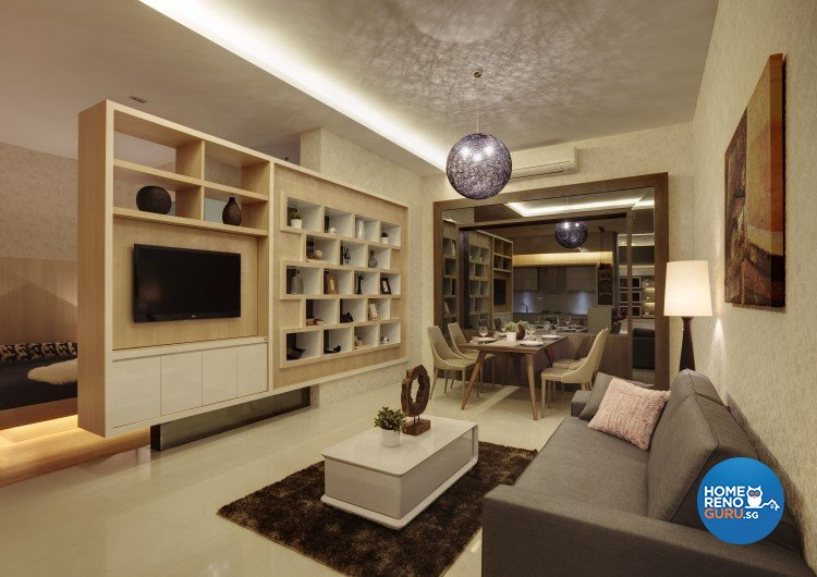 Contemporary Design - Living Room - Others - Design by 3D Innovations Design Pte Ltd