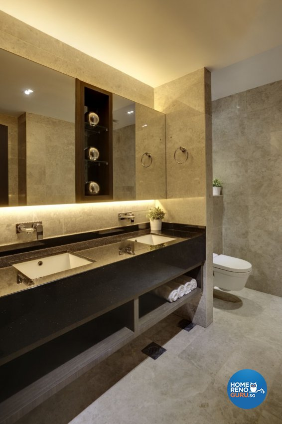 Contemporary Design - Bathroom - Others - Design by 3D Innovations Design Pte Ltd