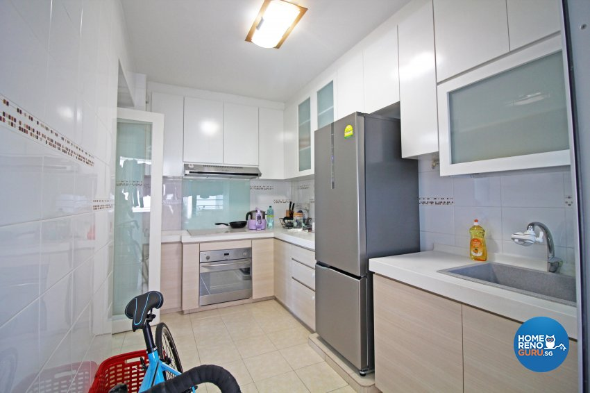 Others, Scandinavian Design - Kitchen - HDB 4 Room - Design by 3+i DESIGN STUDIO