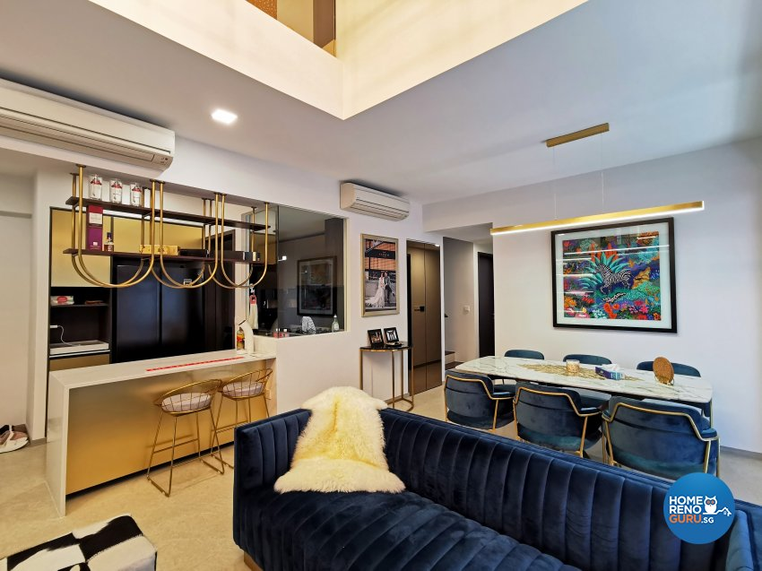 Others Design - Living Room - Condominium - Design by 3+i DESIGN STUDIO