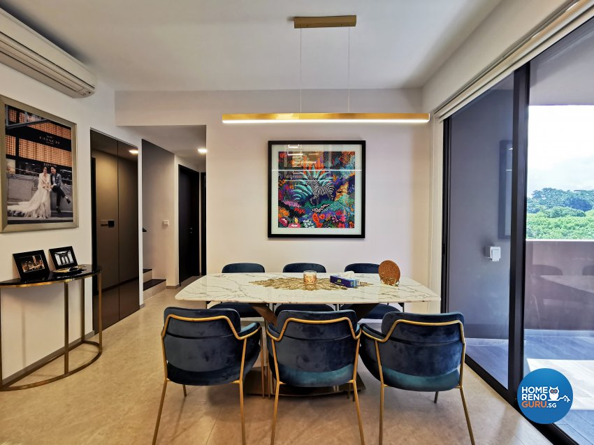 Others Design - Dining Room - Condominium - Design by 3+i DESIGN STUDIO