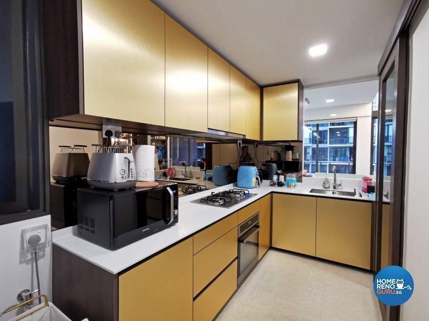 Others Design - Kitchen - Condominium - Design by 3+i DESIGN STUDIO