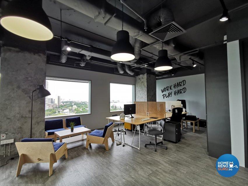 Industrial Design - Commercial - Office - Design by 3+i DESIGN STUDIO
