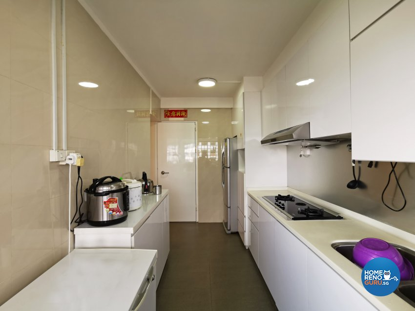 Contemporary, Others, Scandinavian Design - Kitchen - HDB 4 Room - Design by 3+i DESIGN STUDIO